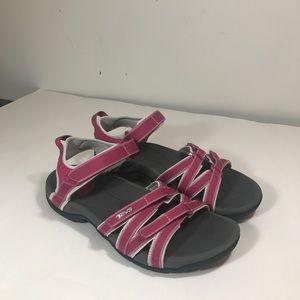 Teva tirra pink sandals